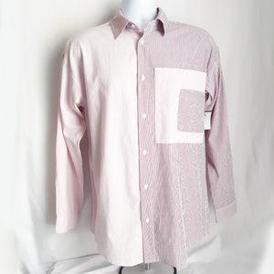 Original Use Multi Color Long Sleeve Striped Shirt